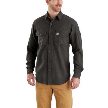 Carhartt Men's Beartooth Solid Long-Sleeve Shirt
