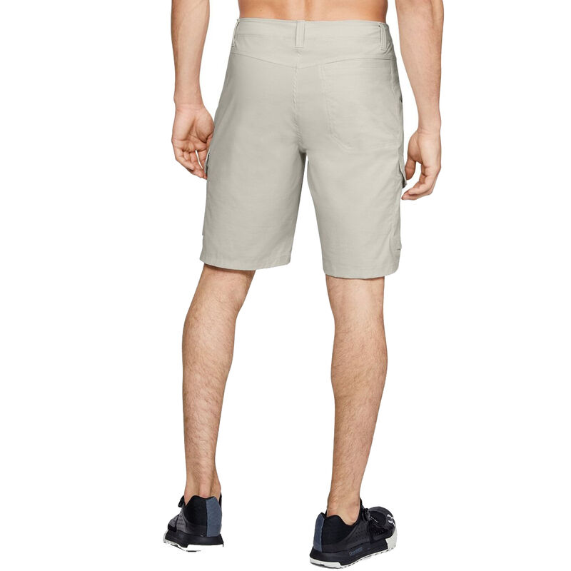 Under Armour Men's Fish Hunter Cargo Shorts image number 7
