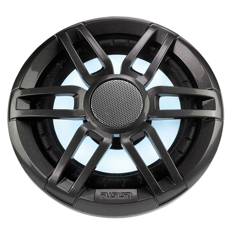 "FUSION XS-FL65SPGW XS Series 6.5"" 200 Watt Sports Marine Speakers - Grey & White Grill Options image number 3"