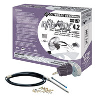 SeaStar Solutions NFB w/Tilt Helm Rotary Steering System, SS157