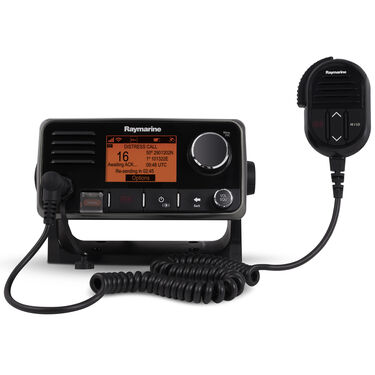 Raymarine Ray70 VHF Radio With AIS Receiver, Loudhailer, And Intercom
