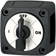 Blue Sea M Series Battery Switch, Black