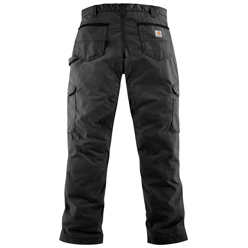 Carhartt Men's Relaxed Fit Double-Front Cargo Work Pant image number 10