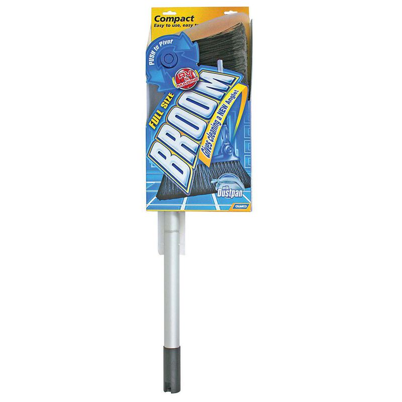 Broom & Dust Pan image number 1