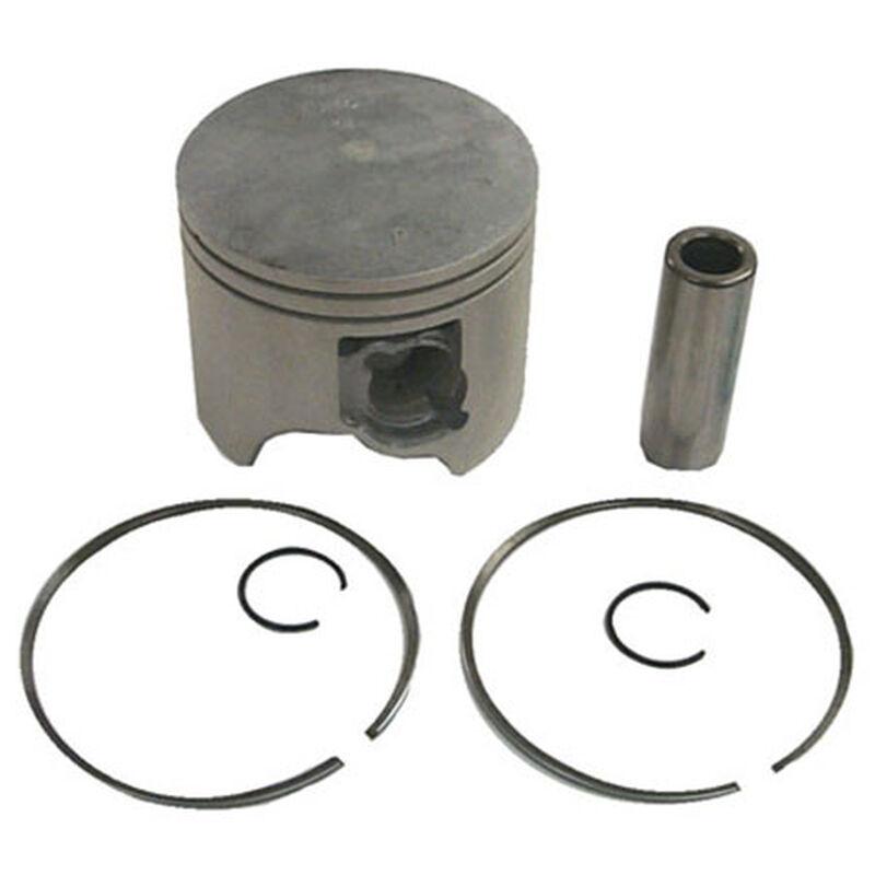 Sierra Piston Kit For Yamaha Engine, Sierra Part #18-4084 image number 1