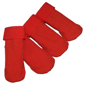 Scott Pet Nylon Dog Boots, Medium