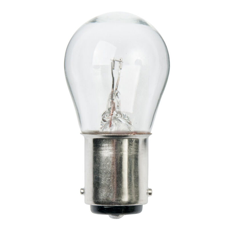 Ancor 12V 18.4W Double-Contact Bayonet Bulbs, 2-Pack image number 1