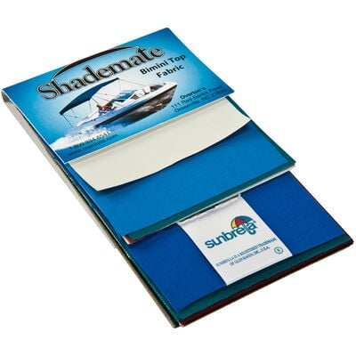 Shademate Bimini Top Fabric Sample Card