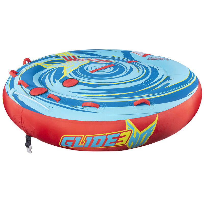 HO Glide 3-Person Towable Tube image number 2