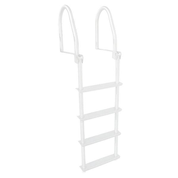 Howell Flip-Up Dock Ladder, 4-Step