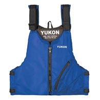 Yukon Base Adult Paddle Life Vest - Blue - Universal