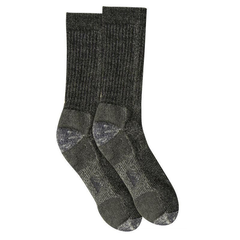 Ultimate Terrain Men's Explorer Lightweight Hiking Crew Sock image number 1