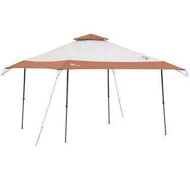 Instant Canopy 13 ft x 13 ft - Cream/Brown