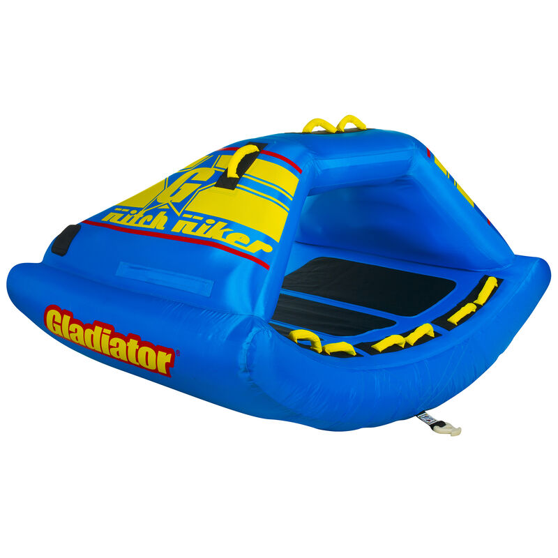 Gladiator Hitchhiker 3-Person Towable Tube image number 1