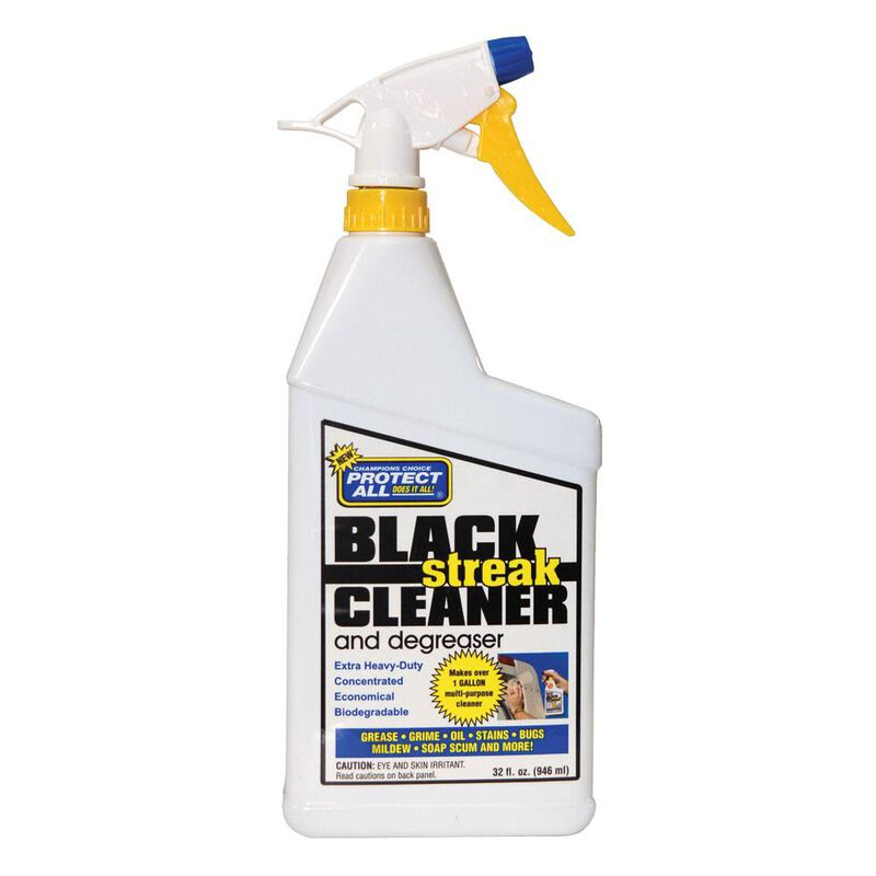 Protect All Black Streak Cleaner and Degreaser 32 oz. spray image number 1