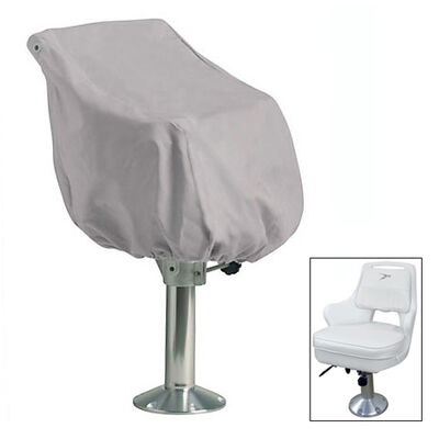 Overton's Pilot Chair Cover - Gray Imperial
