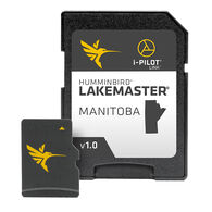 Humminbird LakeMaster Manitoba Chart - Version 1
