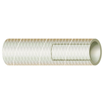 "Sierra 3/8"" Clear PVC Tubing, 25'L"