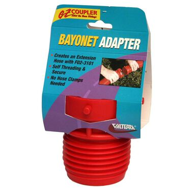 E-Z Coupler Bayonet Adapter