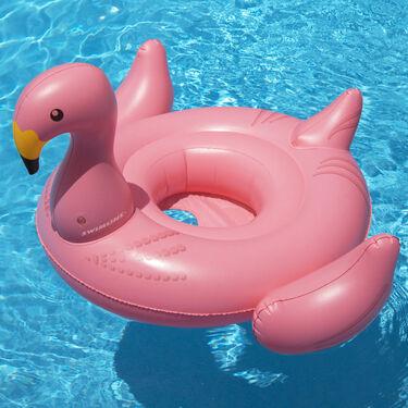 Swimline Flamingo Baby Seat Float