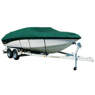 Covermate Sharkskin Plus Exact-Fit Boat Cover - Boston Whaler Montauk 17