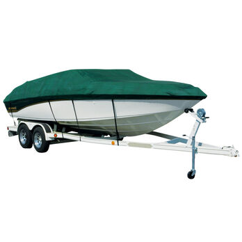 Exact Fit Covermate Sharkskin Boat Cover For SEA RAY SEVILLE 19 BR