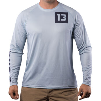 13 Fishing ONE 3 Performance Long-Sleeve Tee