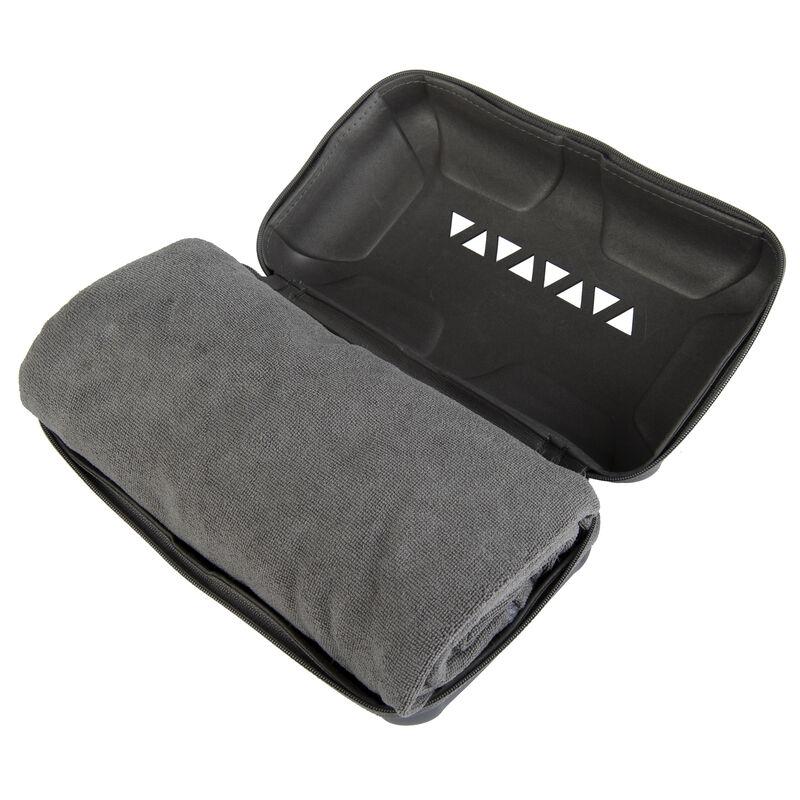 Rock Creek Gray Microfiber Pro Camp Towel, Extra Large image number 3
