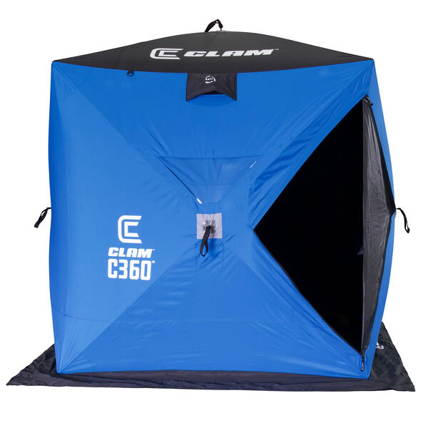 Clam C-360 Hub Shelter