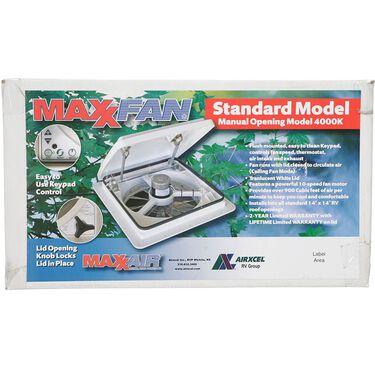 MaxxFan Standard 4000K