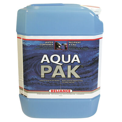 Reliance 5 Gallon Water-Pak Water Container