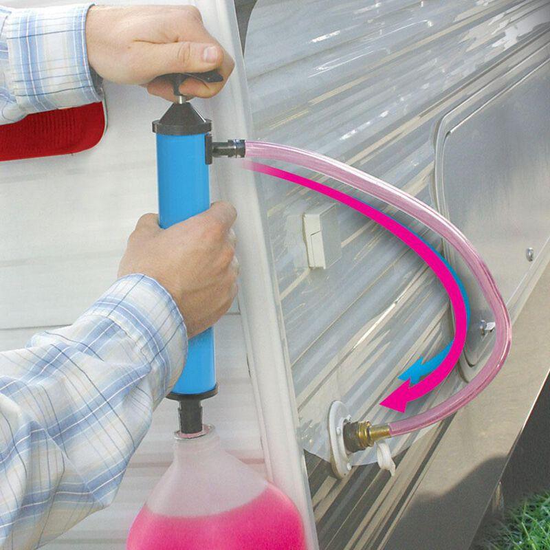 Plastic Winterizing Hand Pump Kit image number 2