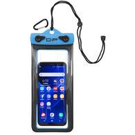 "Dry Pak Floating Waterproof Cell Phone Case, 4"" x 8"""