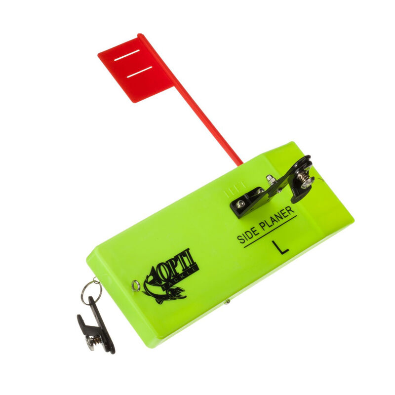 Opti Tackle Planer Board With Flag image number 1