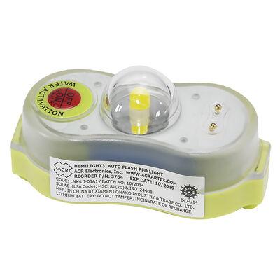ACR HemiLight 3 Automatic Survivor Locator Light