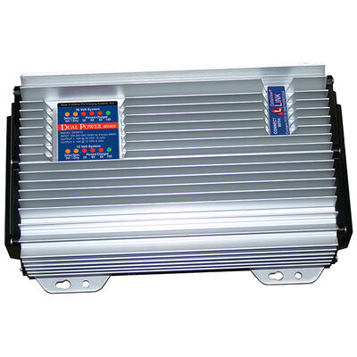 Dual Power Series Marine Battery Charger
