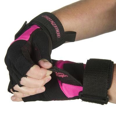 Gladiator Lady Fingers Waterski Glove - Pink - S