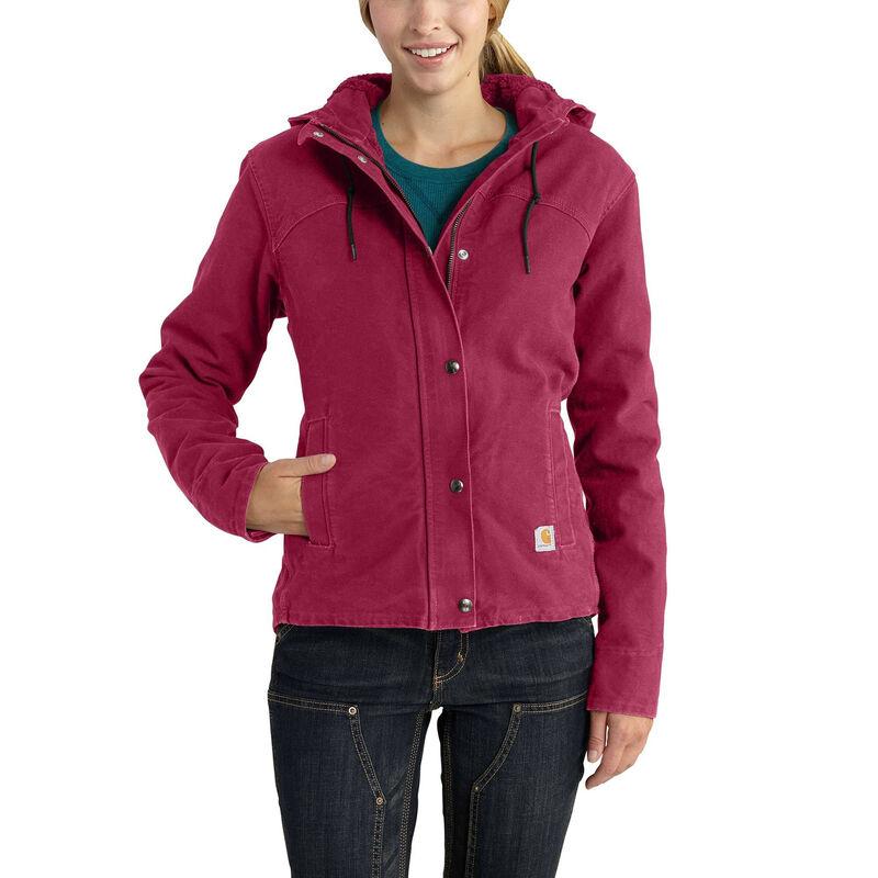 Carhartt Women's Sandstone Berkley Jacket image number 3