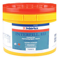 Interfill 833 Fairing Compound, Fast Cure (Part B), Half Gallon