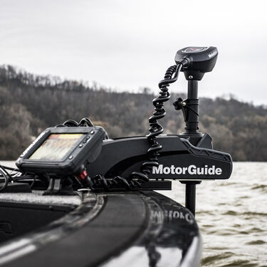 "MotorGuide Xi3 Freshwater Wireless Trolling Motor, 70-lb. thrust, 60"" shaft"
