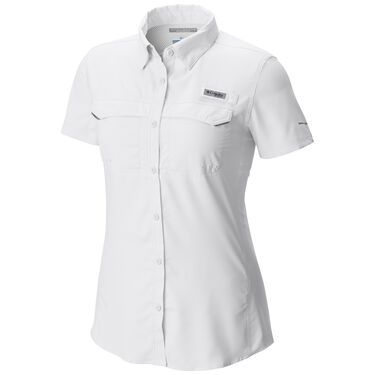 Columbia Women's Lo Drag Short-Sleeve Shirt