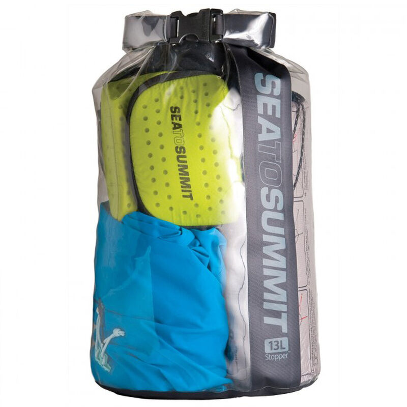Sea To Summit Clear Stopper Dry Bag image number 2