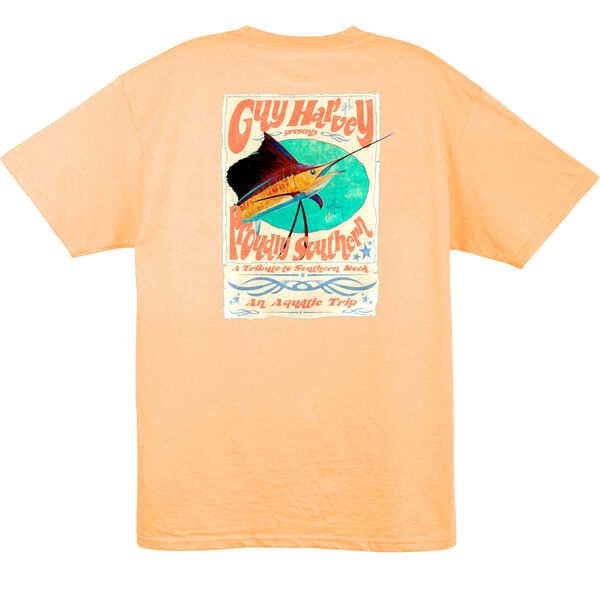 Guy Harvey Men's Trippy Short-Sleeve Tee