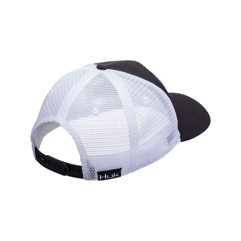 HUK Men's Angler Mesh Hat image number 2