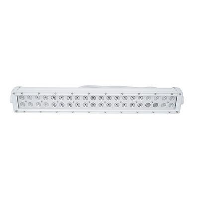 New - 20inch Marine Grade Dual Row Straight Light Bar with 120-Watt 40 x 3W High Intensity CREE LEDs