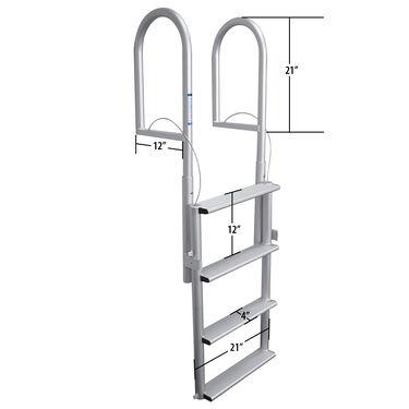 Dockmate Wide 3-Step Dock Lift Ladder