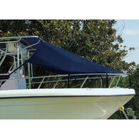 """T-Top Bow Shade, Navy (6'L x 90""""W)"""