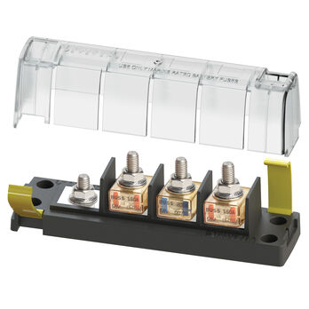 Blue Sea Systems MRBF Surface-Mount Fuse Block, Common Source