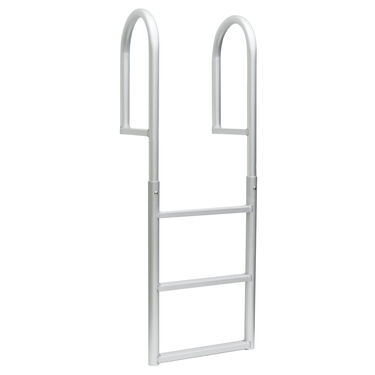 Dockmate Stationary Standard-Step Dock Ladder, 4-Step