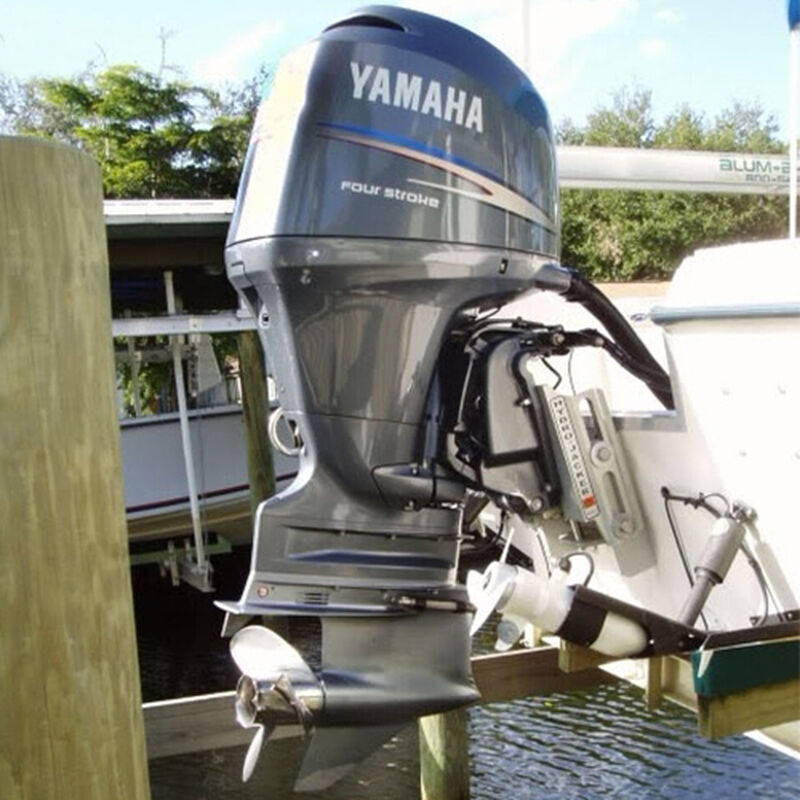 "T-H Marine Hydro-Jacker Hydraulic Jack Plate, 10"" Setback image number 3"